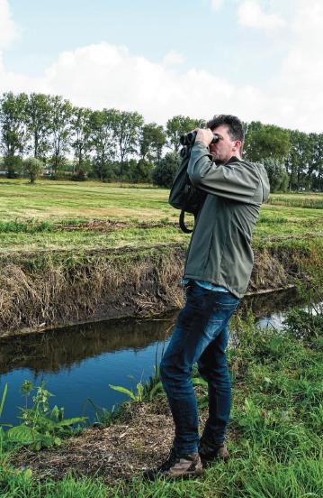 De Krant van West-Vlaanderen op stap met Begijn